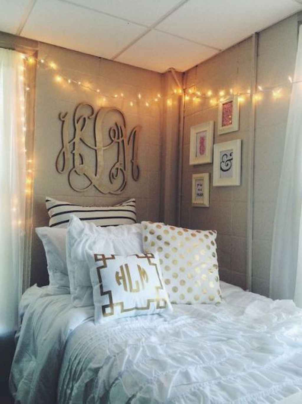 Cute diy dorm room decorating ideas on a budget 11 for Cute room decor ideas diy
