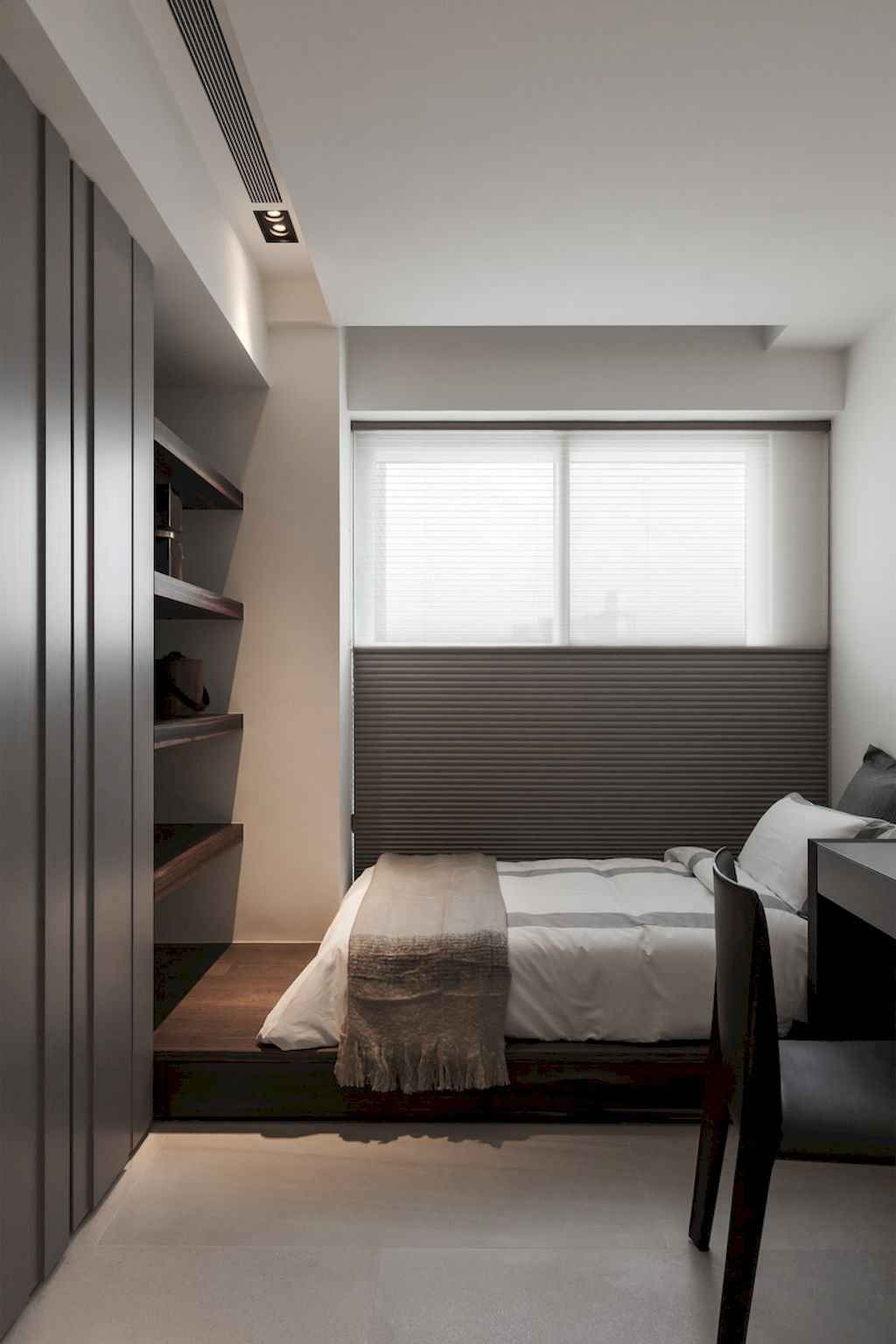Creative Cool Small Bedroom Decorating Ideas 77