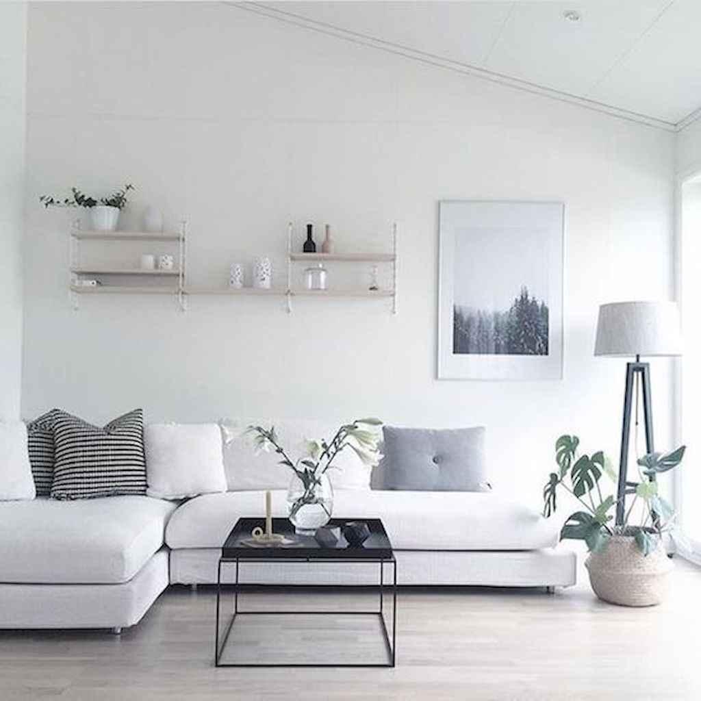 Gorgeous scandinavian living room design trends (26)