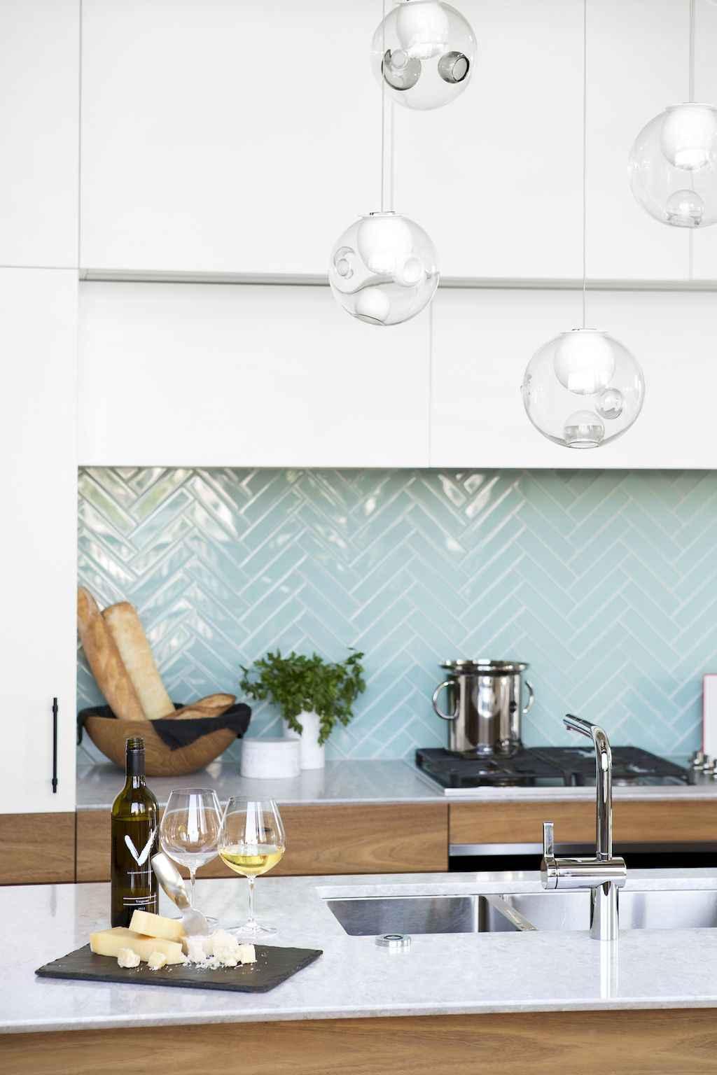 Mid century modern kitchen design ideas (33) - HomeSpecially