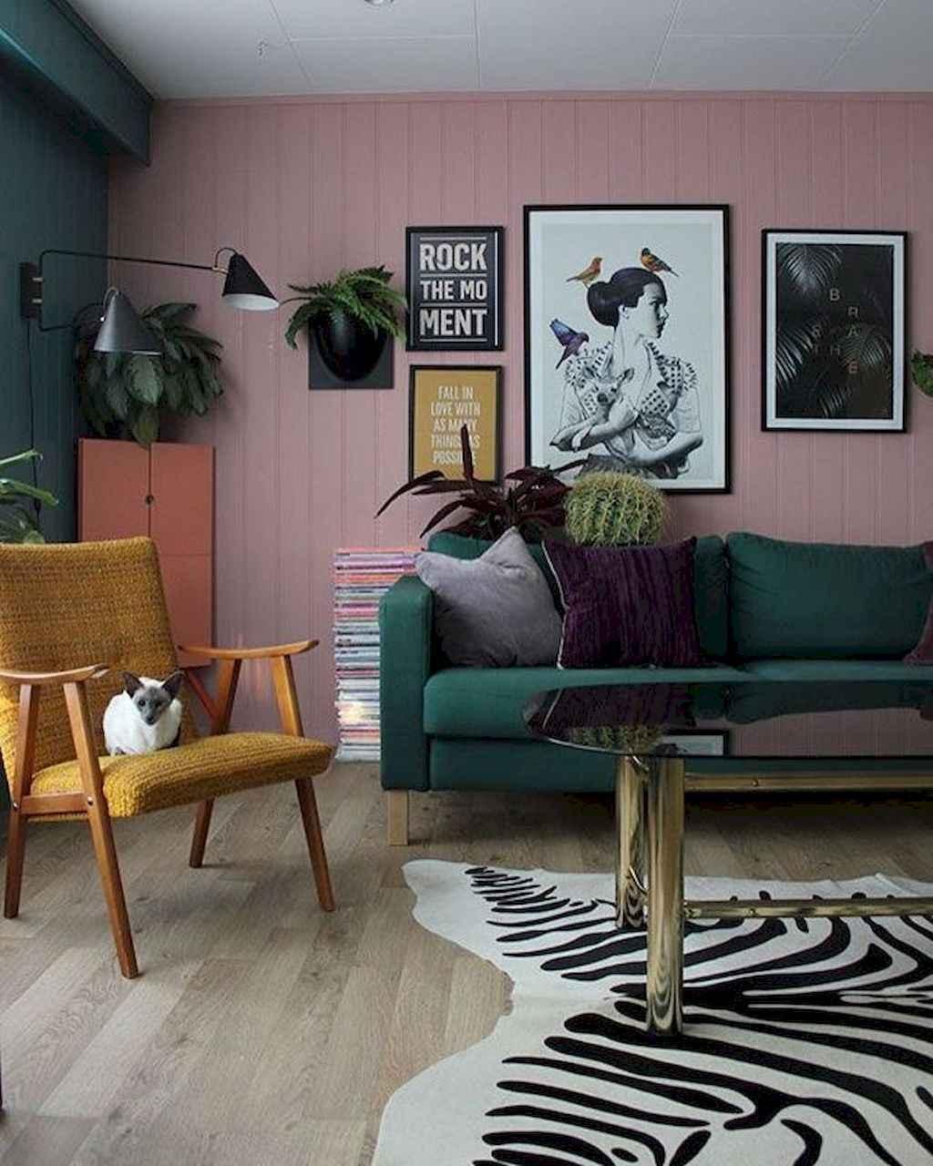 Stunning retro living room decorating ideas on a budget for Retro living room interior design ideas