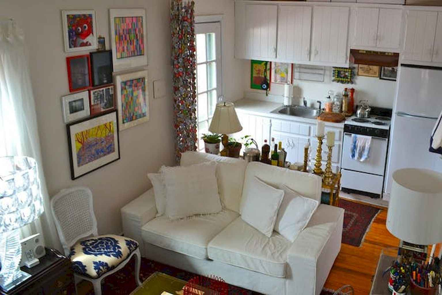 Small Apartment Studio Decorating Ideas On A Budget 36