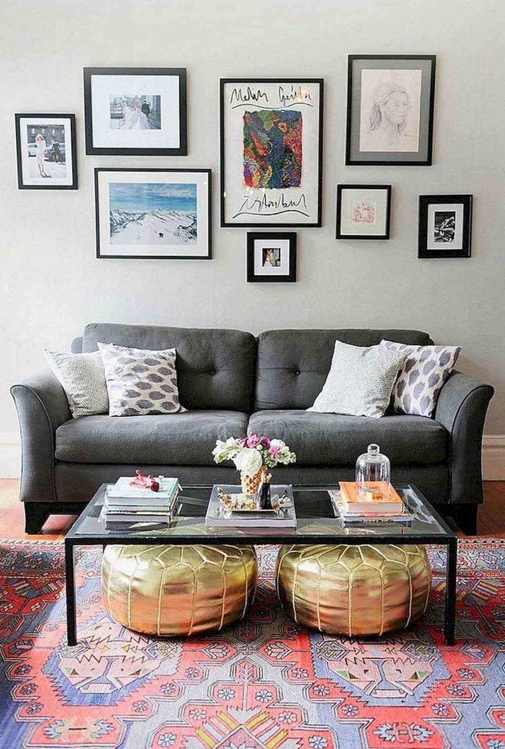 Amazing small first apartment decorating ideas (32) - HomeSpecially