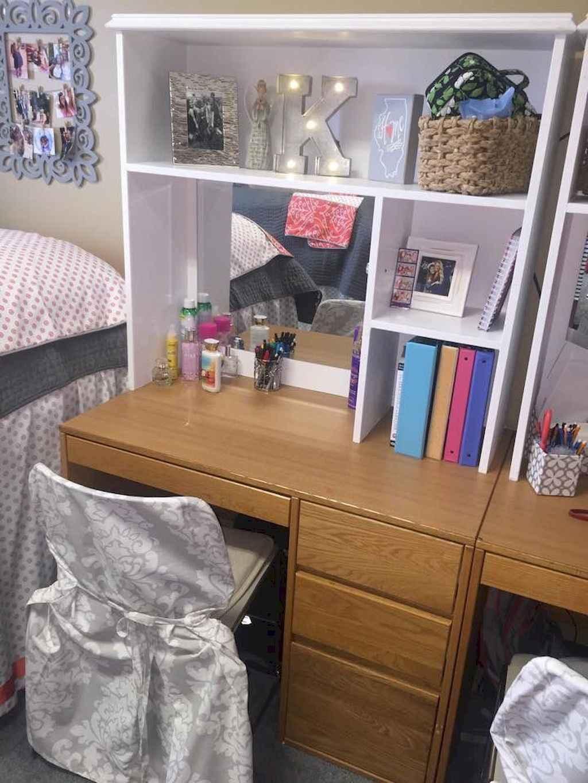 Genius dorm room organization ideas 33 Published