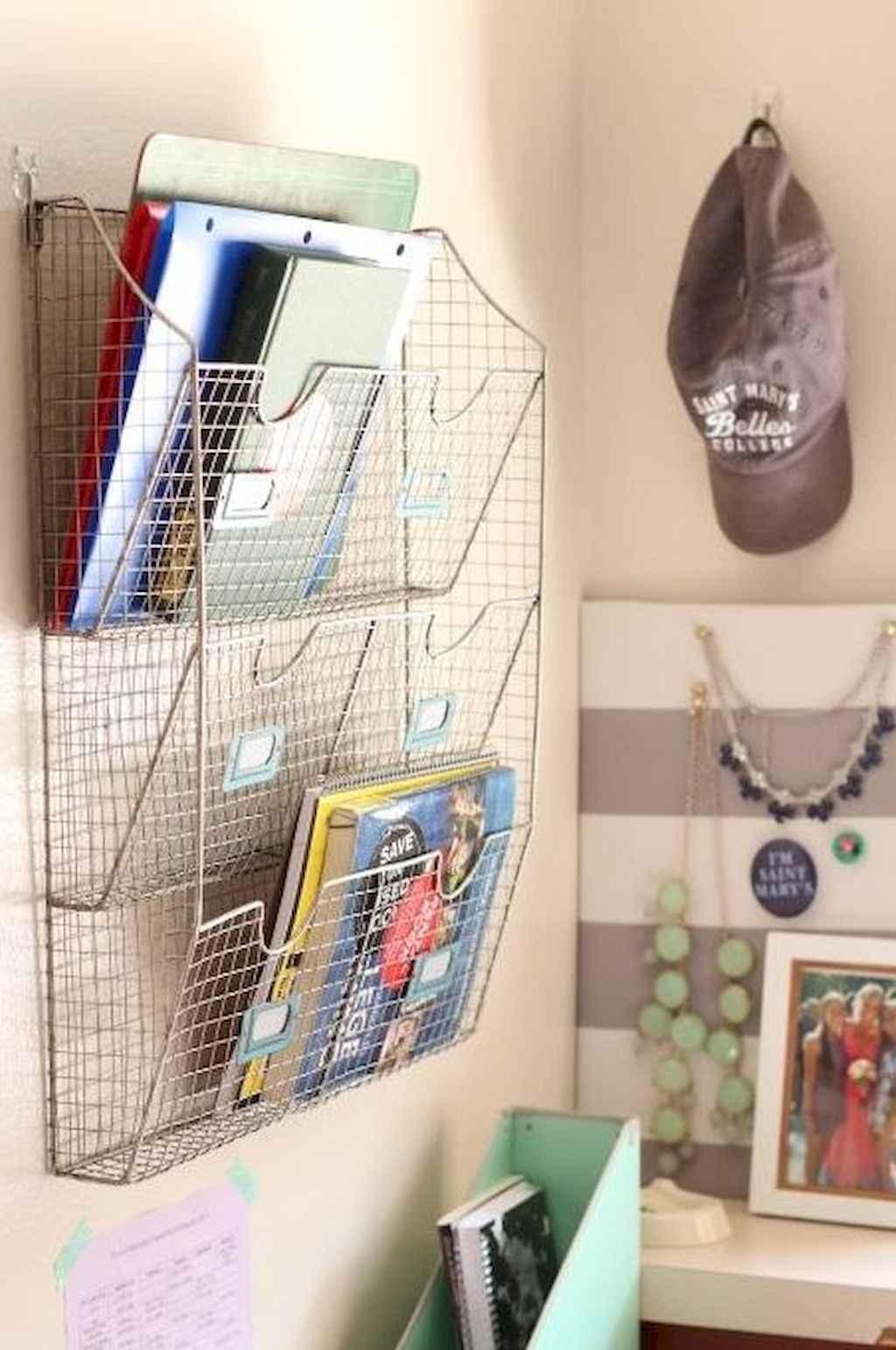 Genius Dorm Room Organization Ideas 7 Homespecially