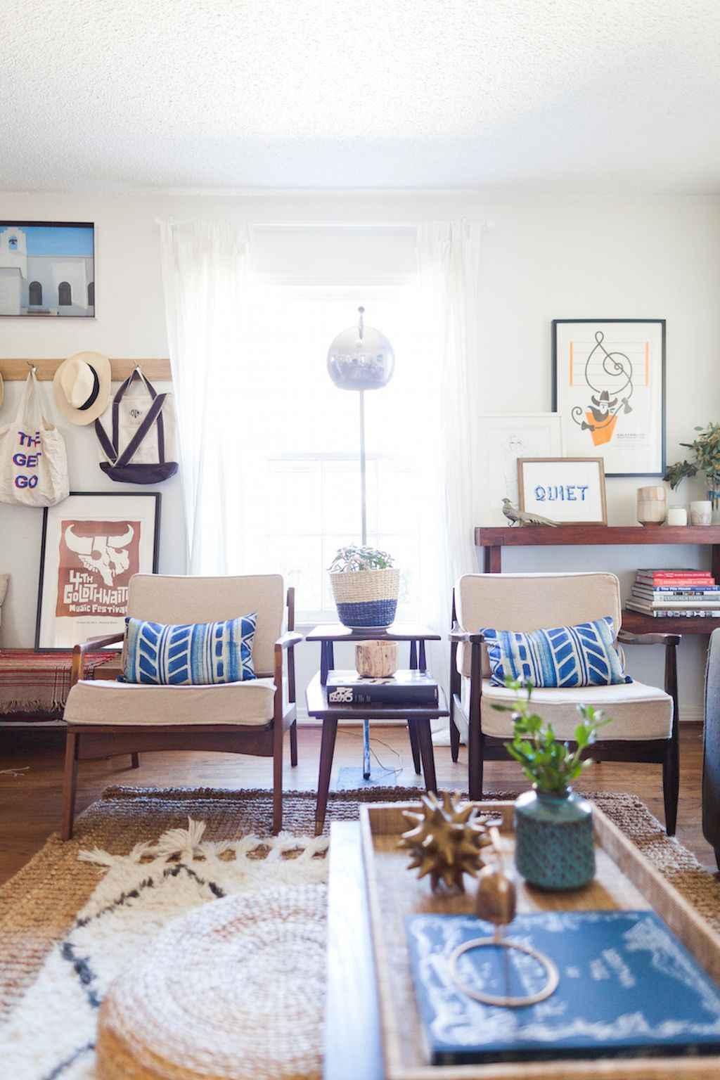 Modern Bohemian Living Room Decor Ideas 45 Homespecially