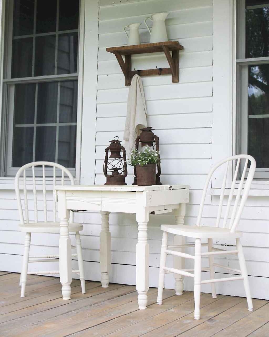 01 Modern Farmhouse Front Porch Decorating Ideas Homespecially
