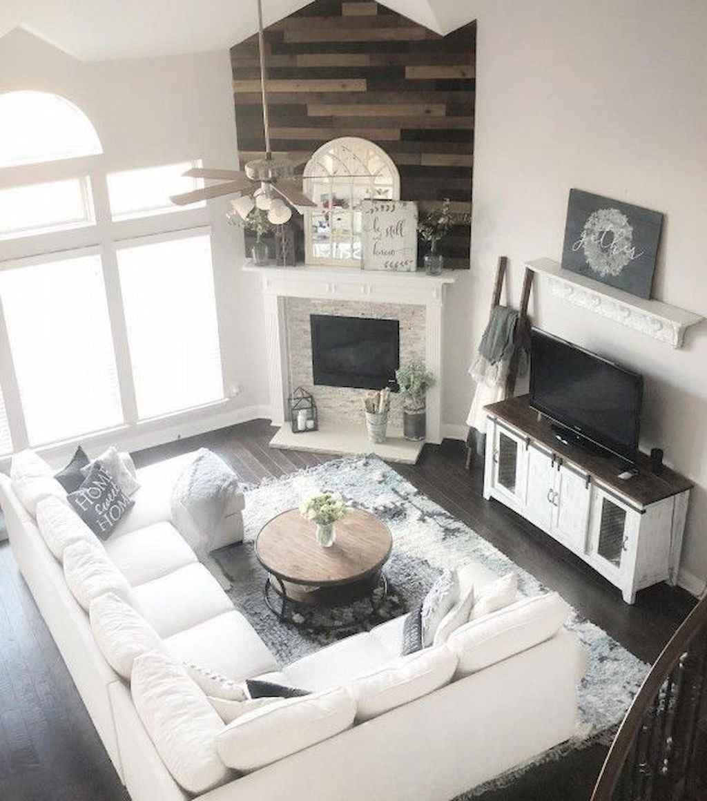 03 Cozy Modern Farmhouse Living Room Decor Ideas Homespecially