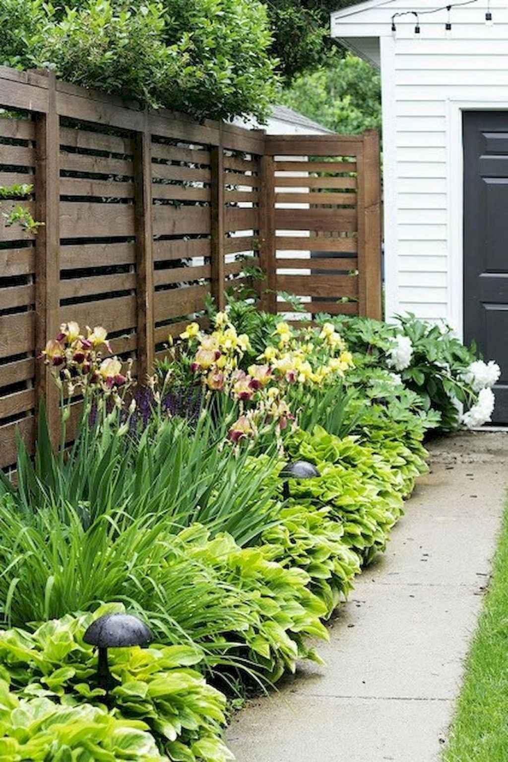 30 Easy Cheap Backyard Privacy Fence Design Ideas Homespecially