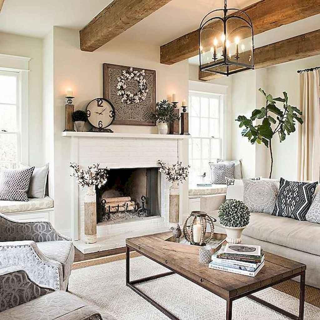 72 Cozy Modern Farmhouse Living Room Decor Ideas Homespecially