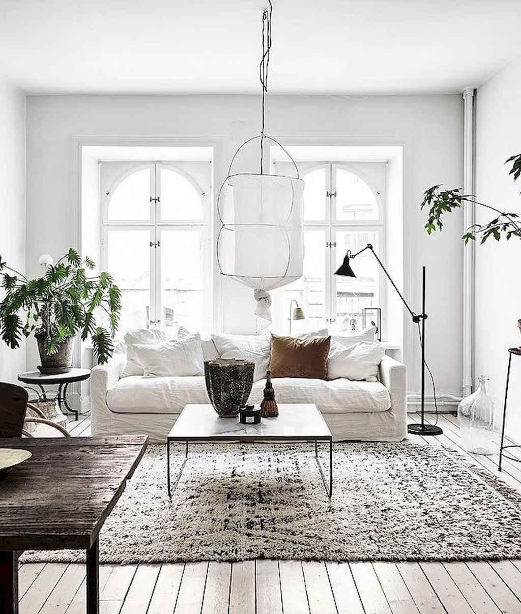 78 cozy modern farmhouse living room decor ideas - HomeSpecially