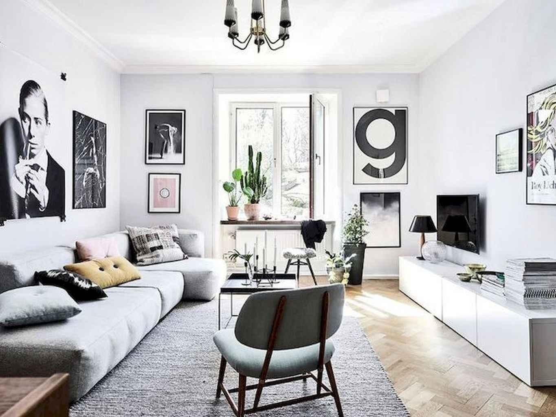 80 cozy modern farmhouse living room decor ideas - HomeSpecially