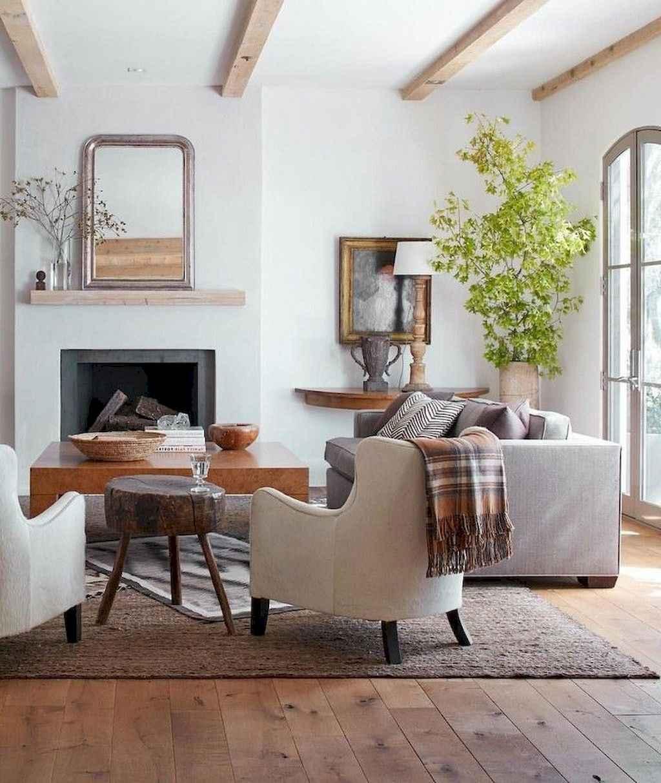 24 best modern farmhouse living room decor ideas
