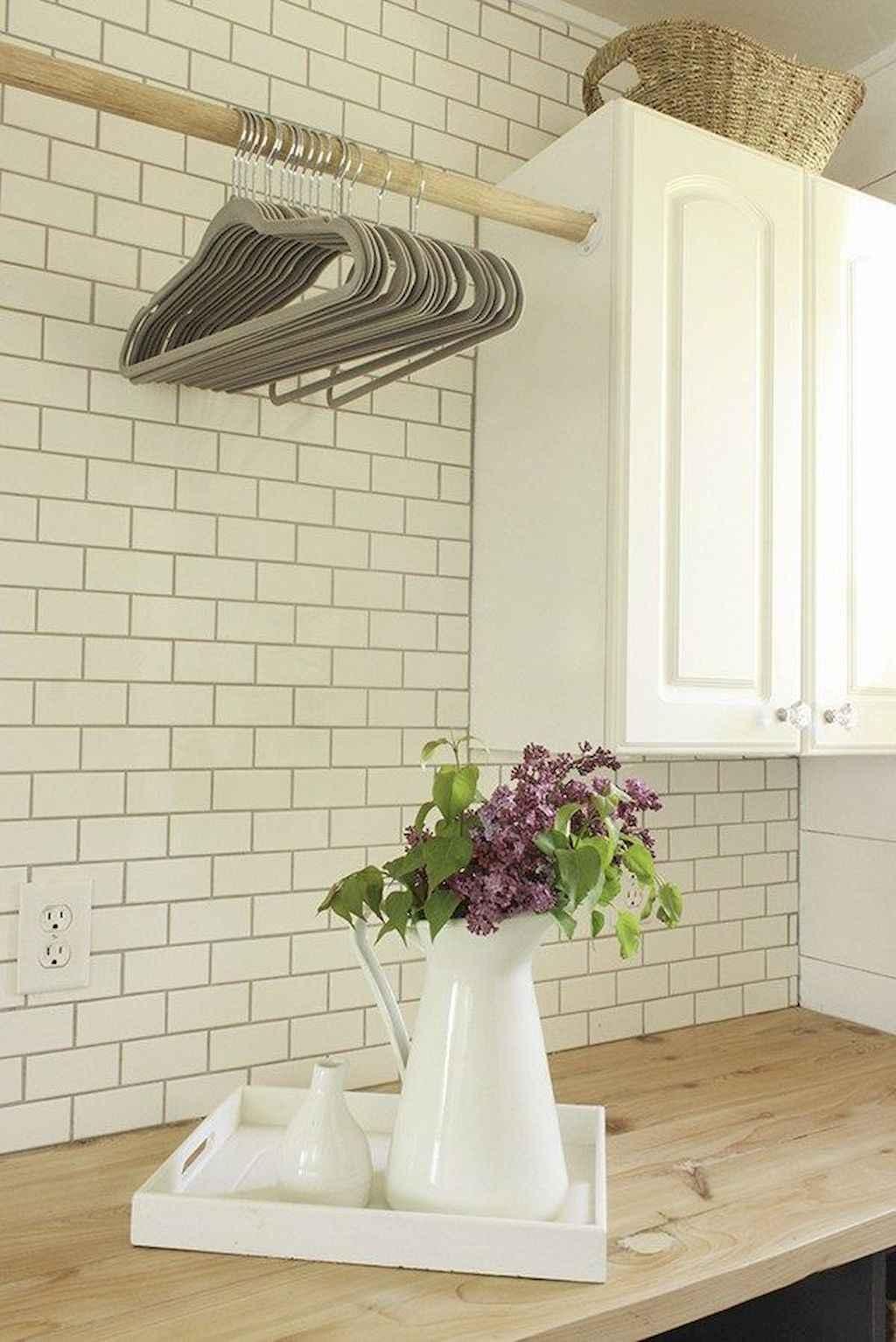 47 Small Farmhouse Laundry Room Decor Ideas Homespecially