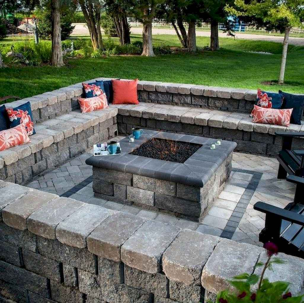 23 Awesome Backyard Fire Pits With Seating Ideas Homespecially