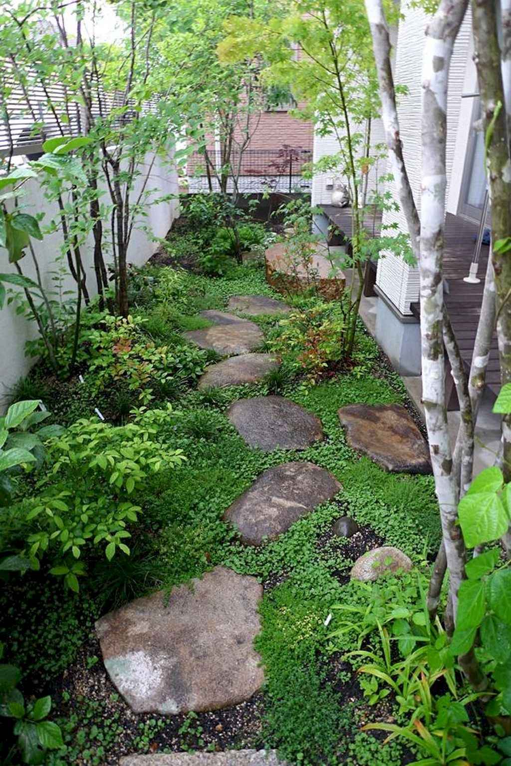 ... 1024 × 1534 In 70 Incredible Side House Garden Landscaping Ideas ...