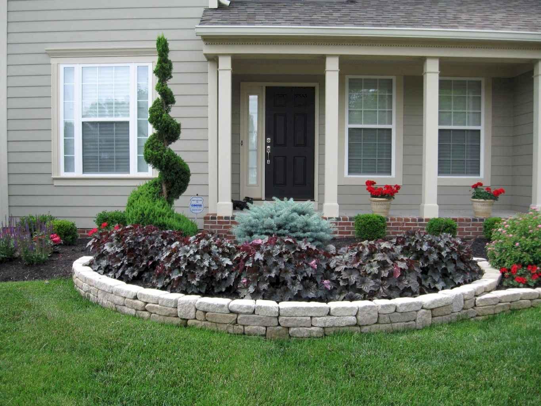 42 beautiful and creative flower bed desgin ideas for garden