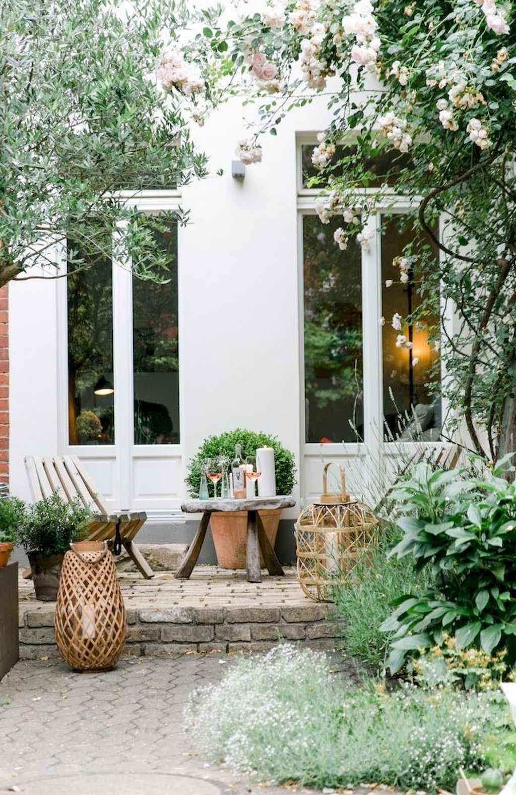 ... 1576 In 90 Beautiful Small Cottage Garden Ideas For Backyard Inspiration